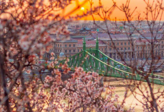 Primavera en Budapest